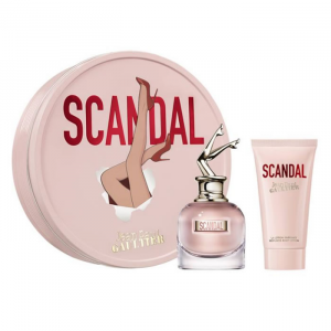 Jean Paul Gaultier Scandal Eau De Parfum Spray 50ml Set 2 Parti 2020