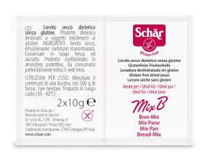 Dr. Schar Levadura Deshidratada Sin Gluten 2x10gramos