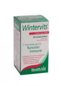 Health Aid Wintervits 30 Comp