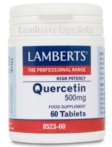 Lamberts Quercitina 500 Mg 60 Tabs