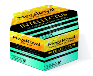 Dietmed Mega Royal Intellectus 20 X 10ml Ampollas