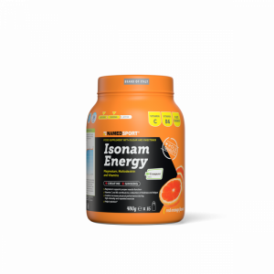 NAMEDSPORT ISONAM ENERGY ORANGE - 480G