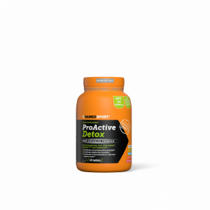 NAMEDSPORT PROACTIVE DETOX - 60CPR