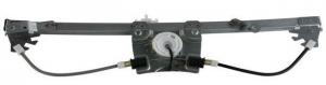 Meccanismo alzacristallo anteriore sinistro Fiat Fiorino, Qubo,