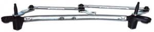 Meccanismo tergicristallo anteriore Fiat Doblo dal 2009, FAST, 51810592,
