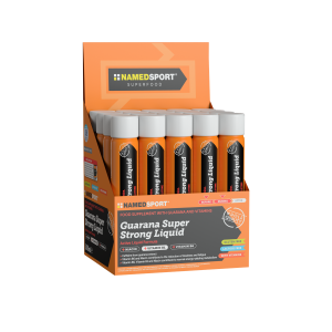 NAMEDSPORT GUARANA' SUPER STRONG LIQUID - FIALA 25ML