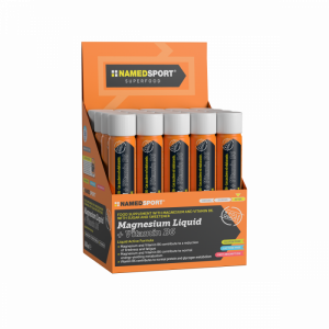 NAMEDSPORT MAGNESIUM LIQUID + VITAMIN B6 - 25ML