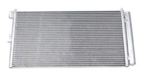 Condensatore climatizzatore Fiat Punto 1999-2005 1,3 MJTD, Doblo, NISSENS,
