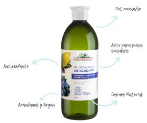 Corpore Gel De Baño Antioxidante 600ml