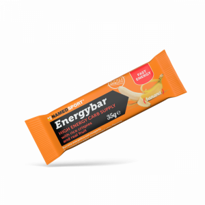 NAMEDSPORT ENERGYBAR BANANA - 35G