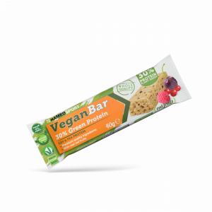 NAMEDSPORT VEGAN BAR RED FRUITS - 40G