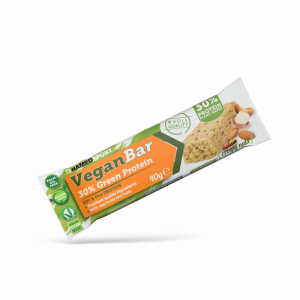 NAMEDSPORT VEGAN BAR CRISPY NUTS - 40G