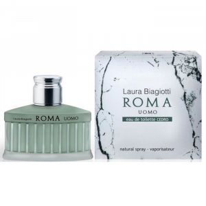 Laura Biagiotti Roma Eau De Toilette Cedro Spray 75ml