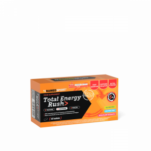 NAMEDSPORT TOTAL ENERGY RUSH - 60 CPR
