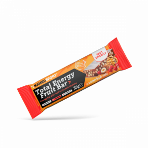 NAMEDSPORT TOTAL ENERGY FRUIT BAR CRANBERRY & NUTS - 35G