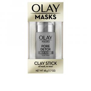 Olay Masks Clay Stick Pore Detox Black Charcoal 48g