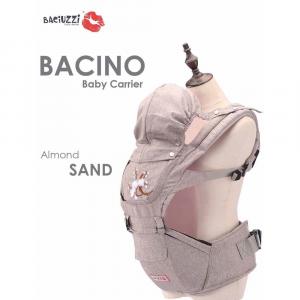 Marsupio Baby Carrier Baciuzzi Bacino Almond Sand