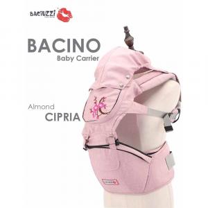 Marsupio Baby Carrier Baciuzzi Bacino Almond Cipria
