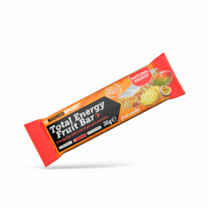 NAMEDSPORT TOTAL ENERGY FRUIT BAR FRUIT CARIBE - 35G