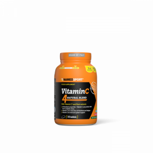 NAMEDSPORT VITAMIN C 4NATURAL BLEND - 90 CPR