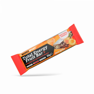 NAMEDSPORT TOTAL ENERGY FRUIT BAR> CHOCO-APRICOT - 35G