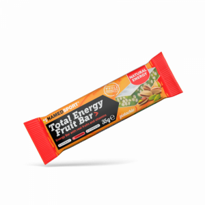 NAMEDSPORT TOTAL ENERGY FRUIT BAR PISTACHIO - 35G