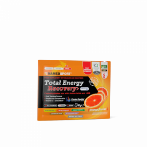NAMEDSPORT TOTAL ENERGY RECOVERY ORANGE - 40G