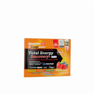 NAMEDSPORT TOTAL ENERGY RECOVERY RED FRUITS - 40G