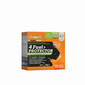 NAMEDSPORT 4FUEL  PROTECTOR - 14 SACHETS