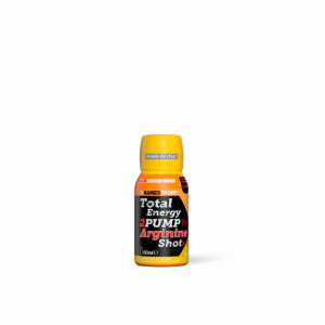 NAMEDSPORT TOTAL ENERGY 2PUMP ARGININE SHOT MANGO-PEACH VOLT - 60ML