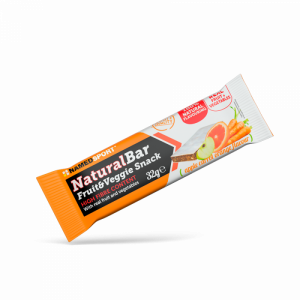 NAMEDSPORT NATURAL BAR APPLE CARROT ORANGE - 32G