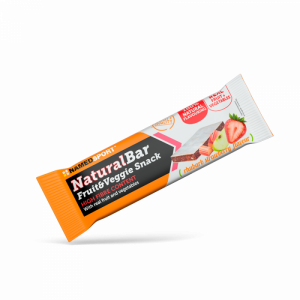 NAMEDSPORT NATURALBAR RHUBARB STRAWBERRY - 32G