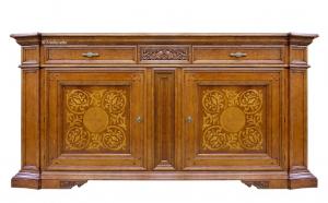 Sideboard mit Intarsien Master