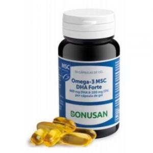 Bonusan Omega-3 Msc Dha Forte 30 Cap De Gel
