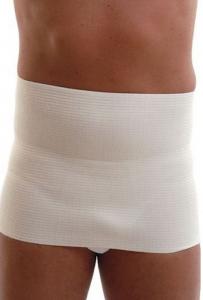 Panciera elastica unisex in lana-cotone EGI