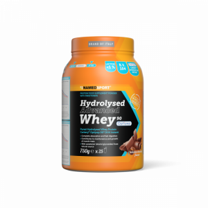 NAMEDSPORT HYDROLYSED ADVANCED WHEY DELICIOUS CHOCOLATE - 750G