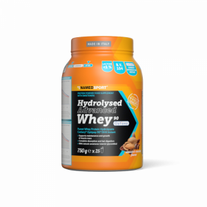 NAMEDSPORT HYDROLYSED ADVANCED WHEY CHOCO-ALMOND - 750G