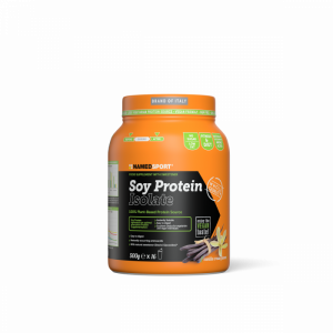 NAMEDSPORT SOY PROTEIN ISOLATE VANILLA CREAM - 500G