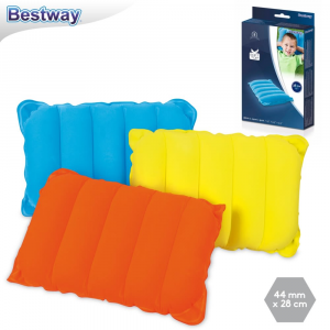 CUSCINO DA VIAGGIO COLOR 44X28CM 67485 BESTWAY EUROPE