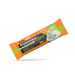 NAMEDSPORT PROTEINBAR ZERO MOKA - 50GBENEFITS