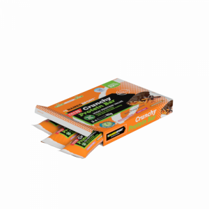 NAMEDSPORT CRUNCHY PROTEIN BAR DARK ORANGE - MULTIPACK 3 PZ