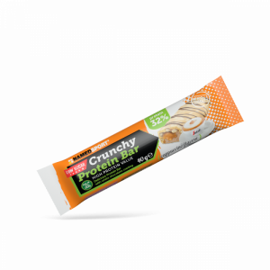 NAMEDSPORT CRUNCHY PROTEIN BAR LOW SUGAR CAPPUCCINO- 40G