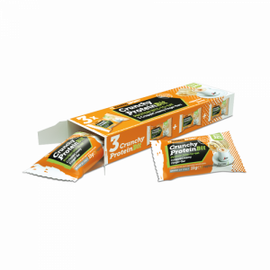 NAMEDSPORT CRUNCHY PROTEIN BIT CAPPUCCINO - 3 X 15G MULTIPACK