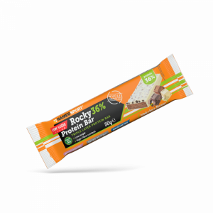 NAMEDSPORT ROCKY 36% PROTEIN BAR TRIPLE CHOCO - 50G