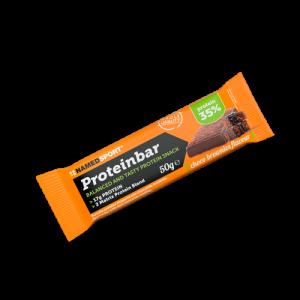 NAMEDSPORT PROTEINBAR CHOCO BROWNIES - 50G