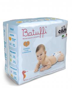 Pannolini 2-5kg linea Batuffi by Cam