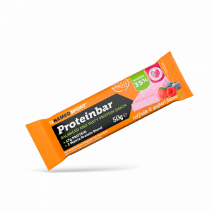 NAMEDSPORT PROTEINBAR RED FRUITS & YOGHURT - 50G