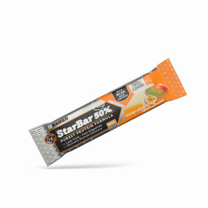 NAMEDSPORT STARBAR 50% MANGO & PASSION FRUIT EQUINOX - 50G