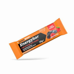 NAMEDSPORT ENERGYBAR WILD BERRIES - 35G