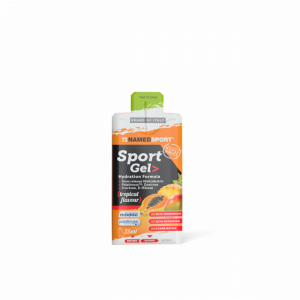 NAMEDSPORT SPORT GEL TROPICAL - 25ML